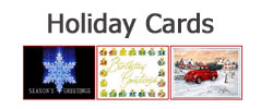 holiday card website